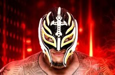 Wrestlezone image Rey Mysterio's Cross Missing From WWE Crown Jewel