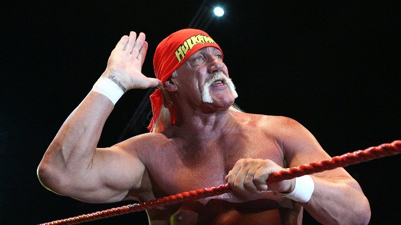 Hulk Hogan Returns to Raw for 'Mean' Gene Okerlund Tribute