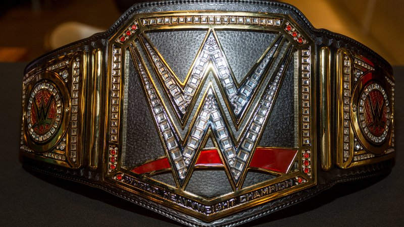 What Is The New Championship That Was Debuted On Raw?