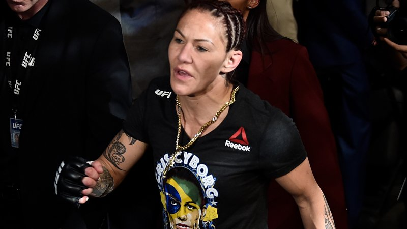 Cris Cyborg Officially Signs With Bellator MMA In Record Deal