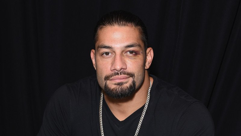 roman reigns leukemia joe anao i gives up universal title vows to