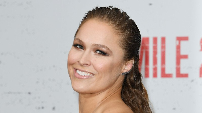 Ronda Rousey is Sonya Blade in Mortal Kombat 11