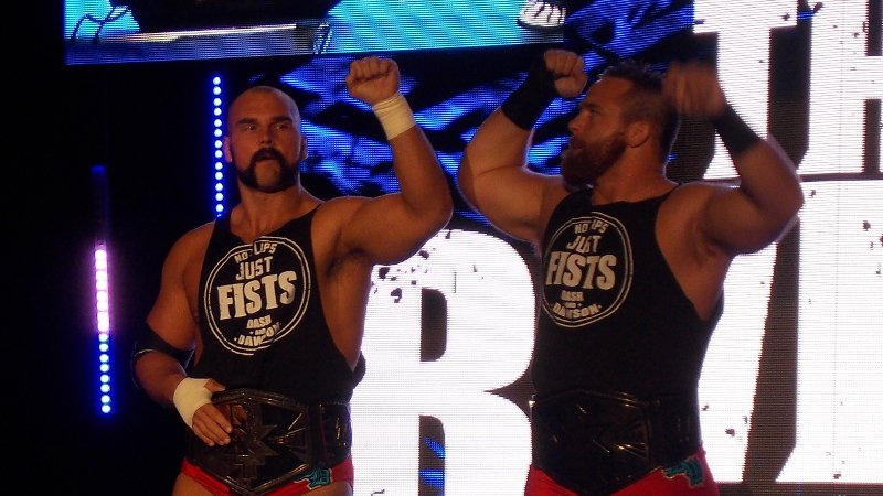 The Revival Scott Dawson Dash Wilder