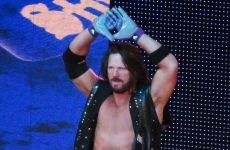 Wrestlezone image AJ Styles Talks WWE Survivor Series (VIDEO); Which Was Your Favorite Crown Jewel Match?