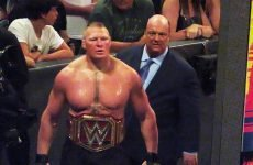 Wrestlezone image Paul Heyman Predicts Survivor Series, Mahal Gets Flattened By Brock Lesnar