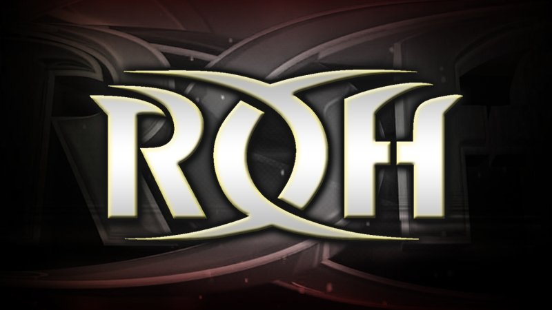 ROH/Ring of Honor Logo