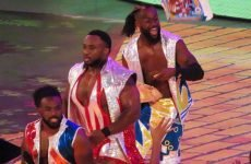 Wrestlezone image The New Day Dresses Up As The Brood For Halloween (Photo)