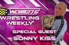 Wrestlezone image Sonny Kiss On 'Not Losing Your Center' In Wrestling, Not Wanting To Be Seen As An Exotico, 'Kiss My Sass' Origins
