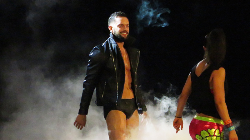 Update On Finn Balor's Current Status, Sami Zayn Runs Into