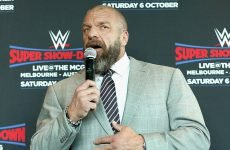 Wrestlezone image Triple H Post-NXT TakeOver Media Call Notes