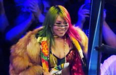 Wrestlezone image Asuka Gains Momentum As Go-Home SmackDown Main Event Ends In Chaos