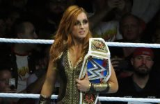 Wrestlezone image SmackDown Women Invade RAW, Becky Lynch Assaults Ronda Rousey Backstage
