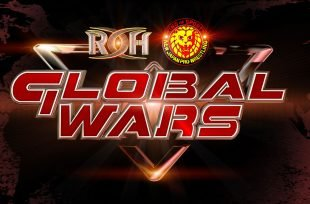 Wrestlezone image Ring Of Honor Global Wars Night One Results, Alexa Bliss Talks Snack (Video)