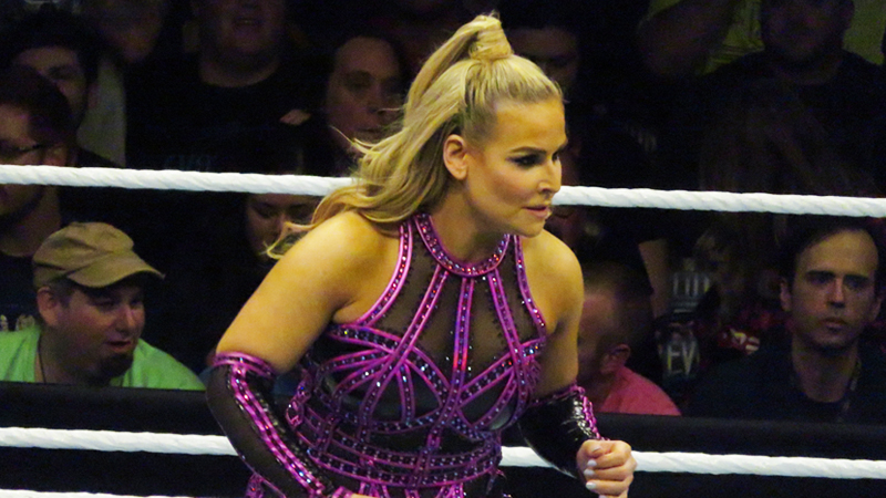 Natalya Discusses Early Days Of Pro Wrestling Training With