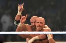 Wrestlezone image Shawn Michaels On Why He Returned To The Ring, Being Held To An Unfair Criteria, Why He Shaved His Head