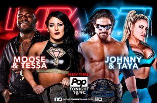Wrestlezone image IMPACT Wrestling Preview For 12/6: Moose & Tessa vs Johnny & Taya, Who Will Move On To Ultimate X?
