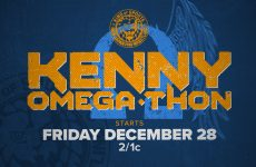 Wrestlezone image Kenny Omega-thon To Air On AXS TV; Omega To Host 10-Hour Marathon On Friday, Dec. 28