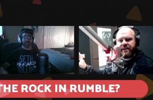 Wrestlezone image WZ DAILY Podcast: The Rock in Royal Rumble?