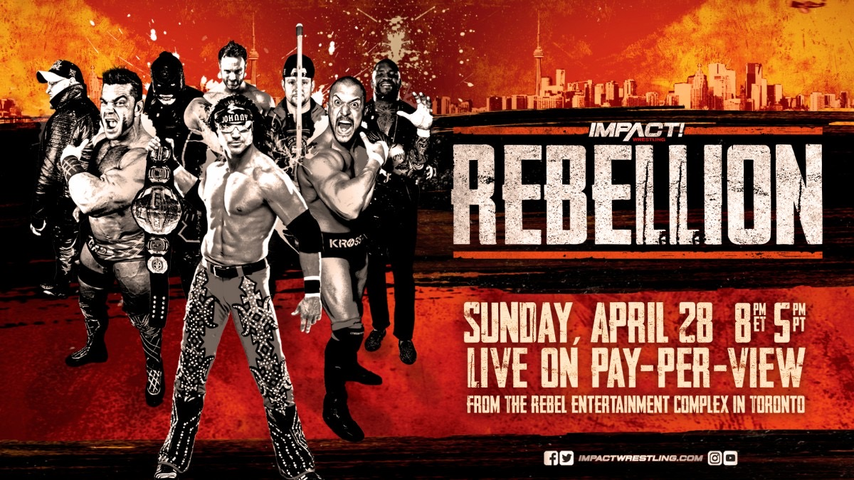 Brian Cage rushed to hospital following Impact World Title win at Rebellion