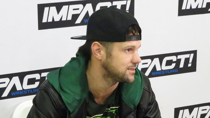 First Blood Match Announced For IMPACT Slammiversary, Randy