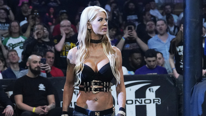 Roh Best In The World 2020.Angelina Love Talks Body Positivity Looking Forward To