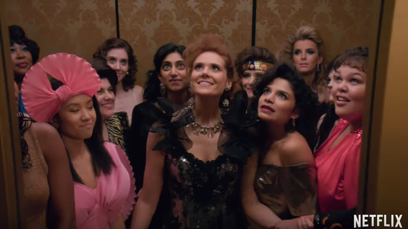 'GLOW' Season 3 Trailer: The Gorgeous Ladies of Wrestling Hit Vegas
