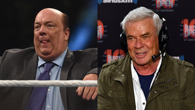 WWE Names Paul Heyman, Eric Bischoff Executive Directors Of Raw, SmackDown