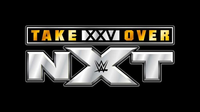 NXT TakeOver XXV Live Results