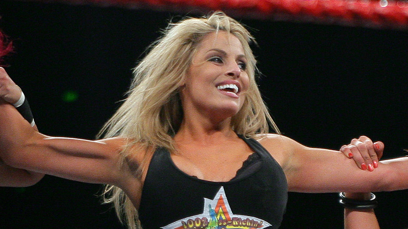 Trish Stratus: 'I'm Looking Forward To Stepping In The Ring'