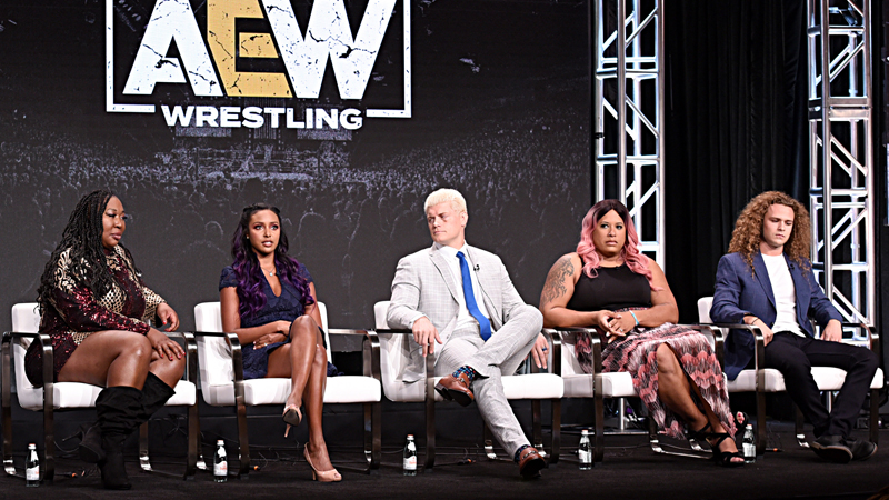 AEW Signs Former WCW Announcer