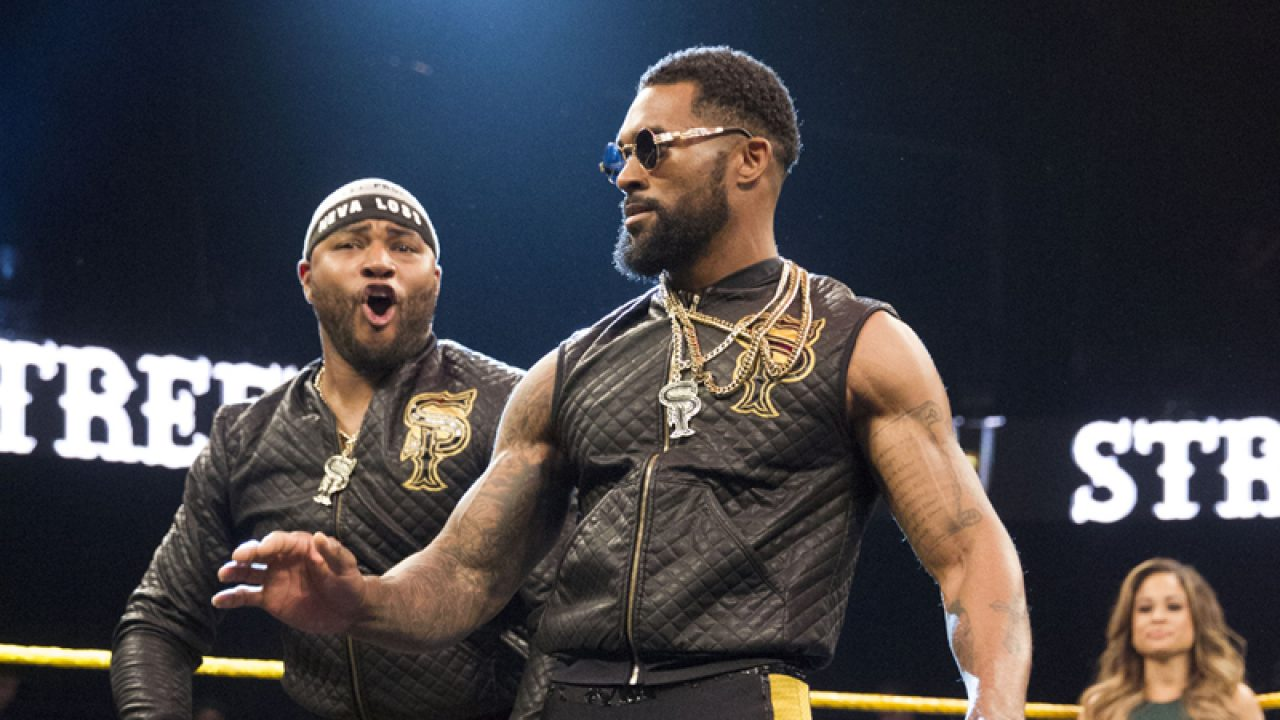 The Street Profits On Their History With The Viking Raiders, Their ...