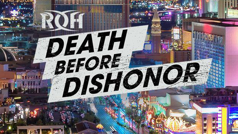 Watch ROH Death Before Dishonor 2019 9/28/19