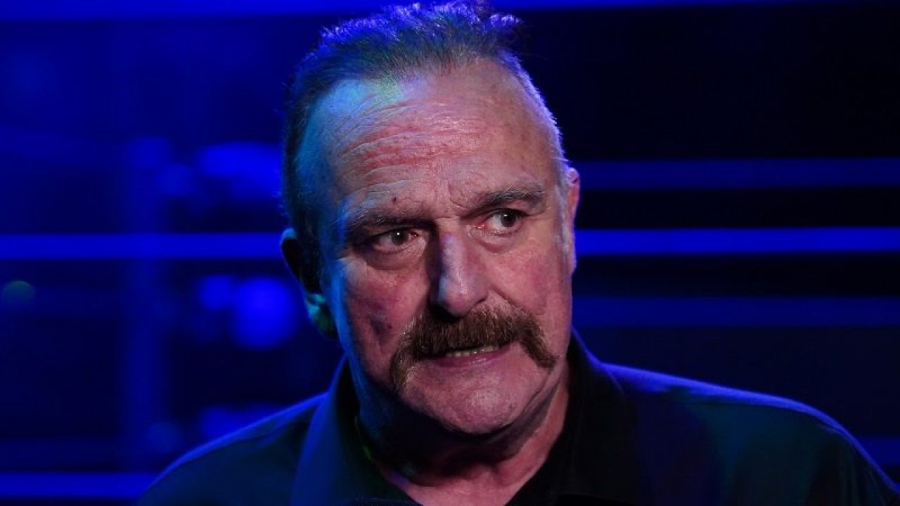 Jake 'The Snake' Roberts: My Fear Was If I Missed AEW Dynamite, I Wouldn't  Be Needed Anymore