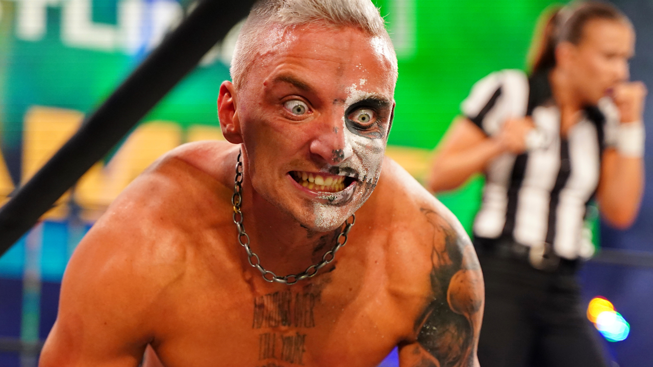 Darby Allin Wants Long-Term Feuds, Doesn't Plan To Give Out Random Title  Shots